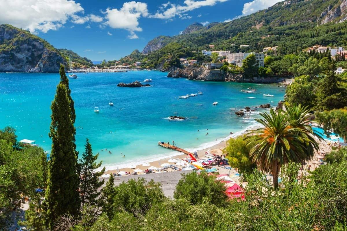 Honeymoon in Corfu: Falling in Love (with Greece) Again