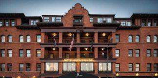 Hotel Boulderado was built in 1908. Photo by Hotel Boulderado