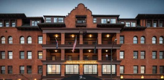 48 Hours at the Hotel Boulderado