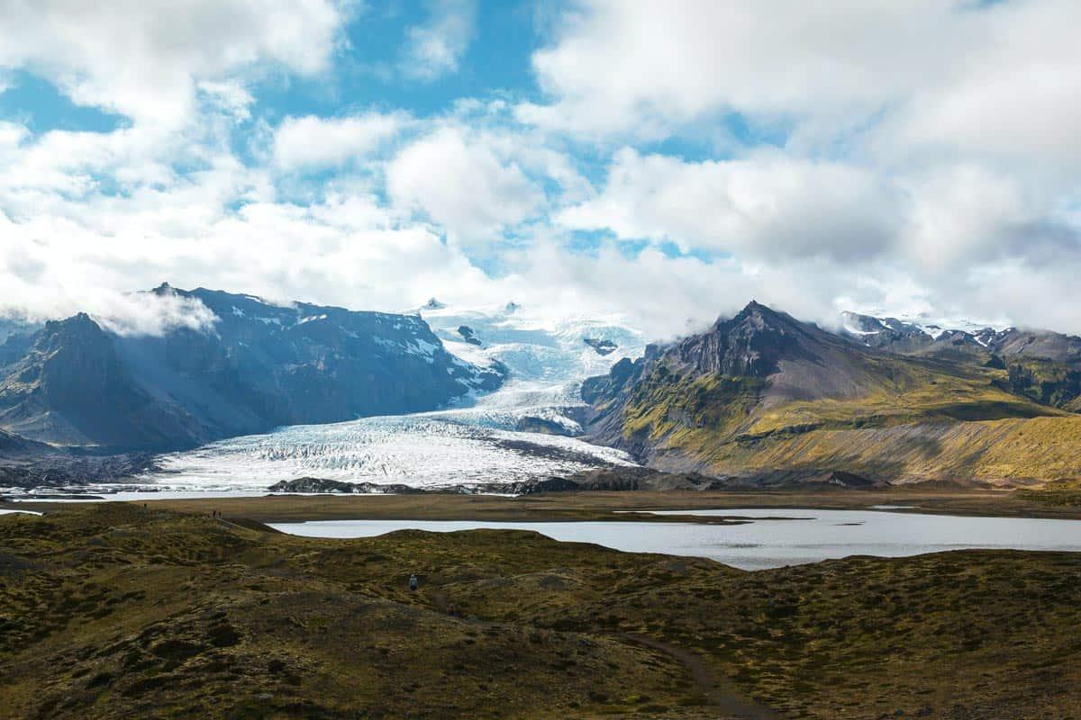 Explore Iceland: Hiking the Sólheimajökull Glacier and Waterfalls