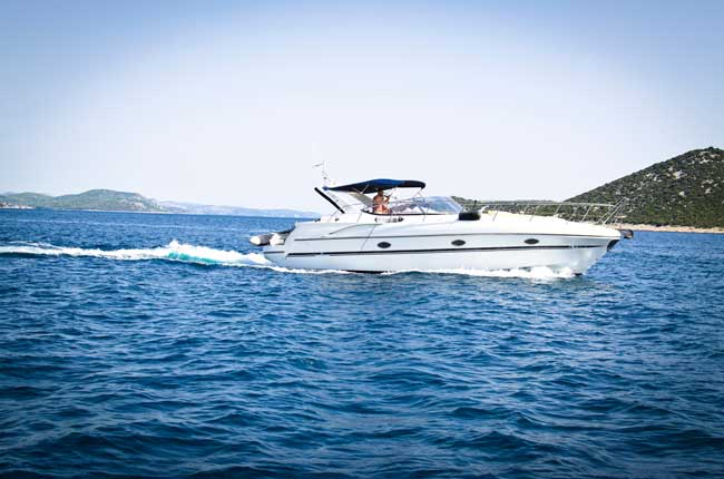 You can rent a yacht, sailboat or catamaran to visit the islands of Croatia