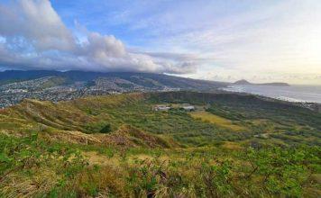 Diamond Head Crater on Oahu, Hawaii. Flickr/pedrik