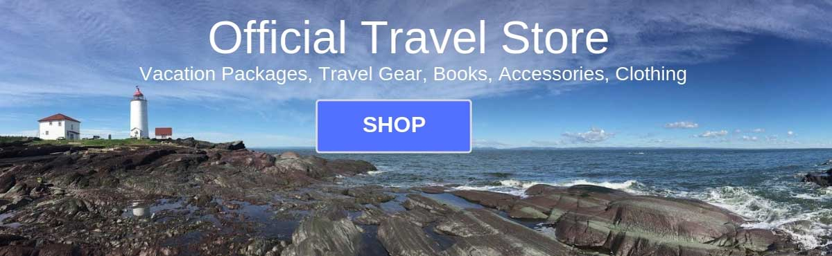 Travel Store: Luggage, Travel Gear, Books, Accessories, Clothing