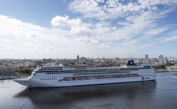 The MSC Armonia. Photo by MSC Cruises