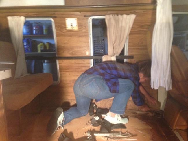 DIY, camper van renovations, home improvement