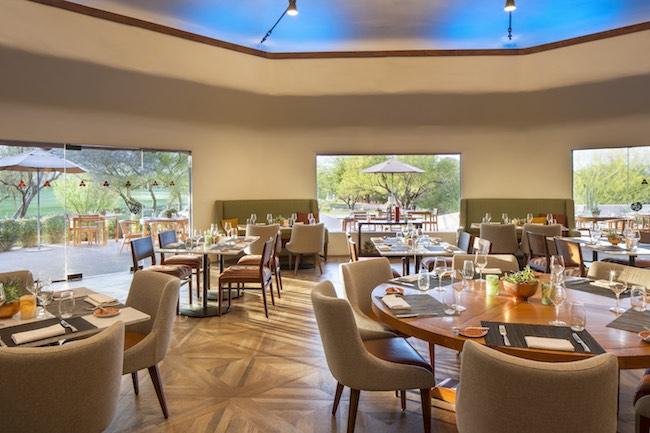 Palo Verde Restaurant. Photo courtesy of Boulders Resort & Spa