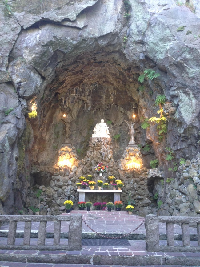 Grotto, historical catholic site, Portland, Oregon