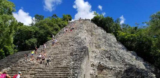 Exploring Mexico's Ancient Mayan City of Cobá