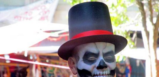 Celebrating Day of the Dead in Oaxaca, Mexico