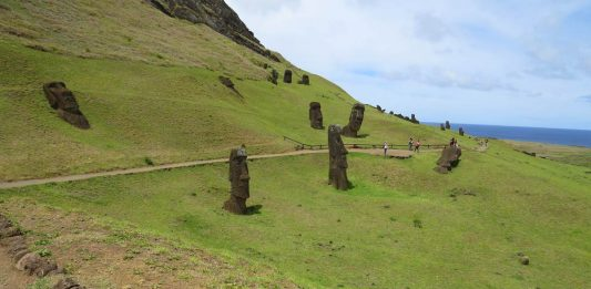 Island Mysteries: Guide to Easter Island, Chile