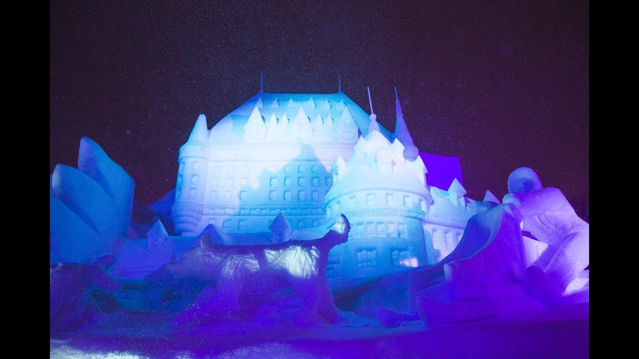 Video: Best Moments from Québec Winter Carnival 2019