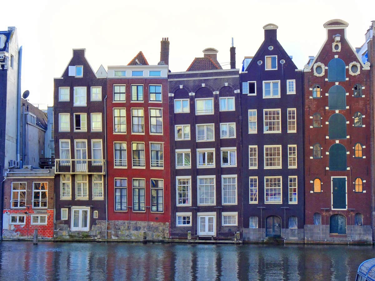 The AmaPrima stops in Amsterdam during a 10-day river cruise. Photo by Janna Graber