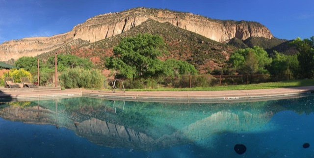 Full-size pool. Photo courtesy of Cañon del Rio.