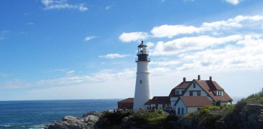Cruising the New England Coast on Victory II