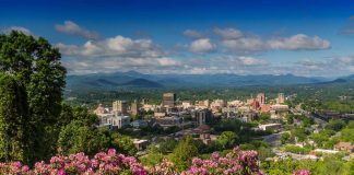 Asheville, North Carolina. Photo by ExploreAsheville.com