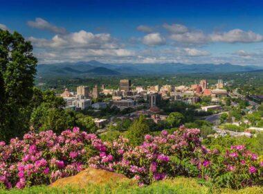 Asheville, North Carolina. Photo by ExploreAsheville.com