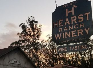 hearst ranch-winery-southern california, road trip- canada to mexico