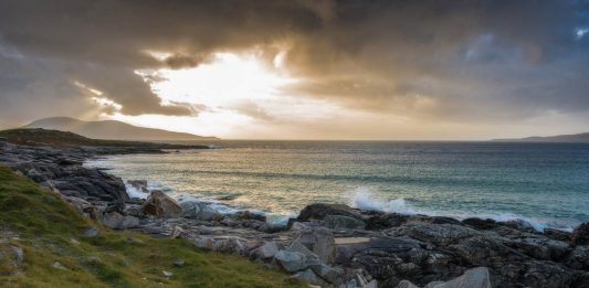 Scotland's Outer Hebrides Islands: Castles, Tweeds and a Runway on the Beach