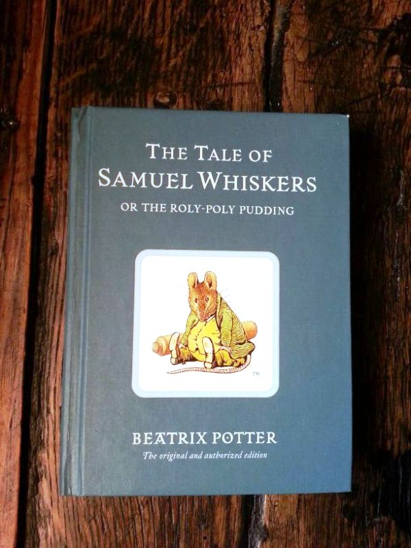 One Of Beatrix Potter's Many Children's Books. Photo By Fyllis Hockman