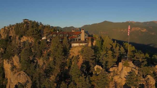 Cloud Camp: Luxury, Adventure Above 9200 Feet in Colorado
