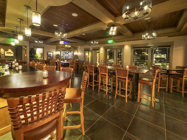 Lakehouse Tap & Grille. Photo courtesy of Chautauqua Harbor Hotel