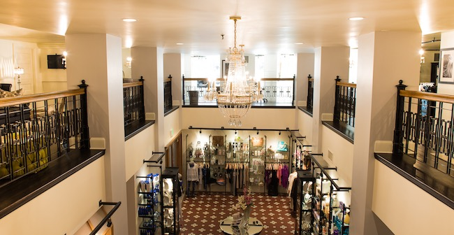 The Oxford Club. Photo courtesy of Oxford Hotel