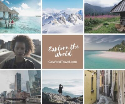 Go World Travel Magazine is a digital publication for world travelers.