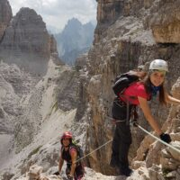 Via Ferrata, the Ultimate Climbing Experience in the Dolomites
