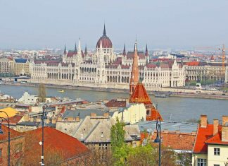 Fun things to do in Budapest. Photo by Janna Graber