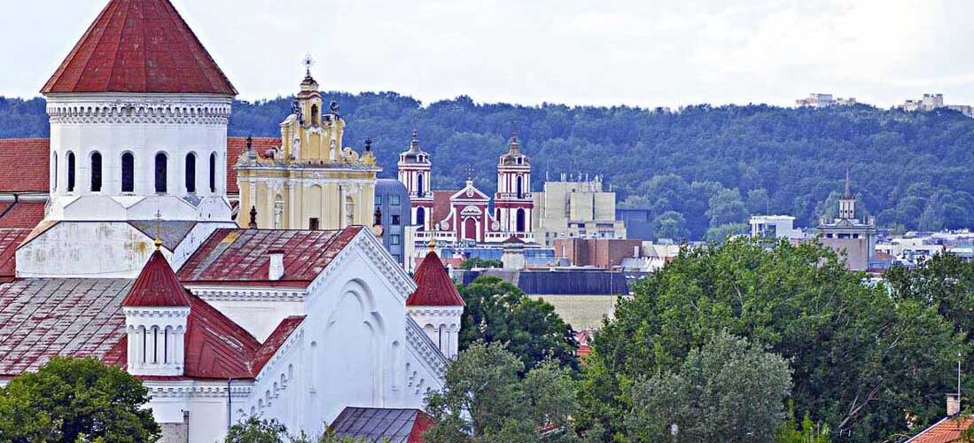 What to see and do in Vilnius, Lithuania