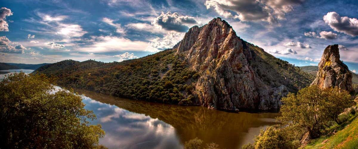Monfragüe National Park in Spain is a top birdwatching destination. Photo by Extremadura Tourist Board