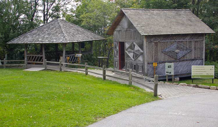 The Museum on Blue Mountain Lake