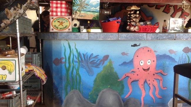 mariscos- san quintin- seafood- baja california- mexico- from canada to mexico- road trip