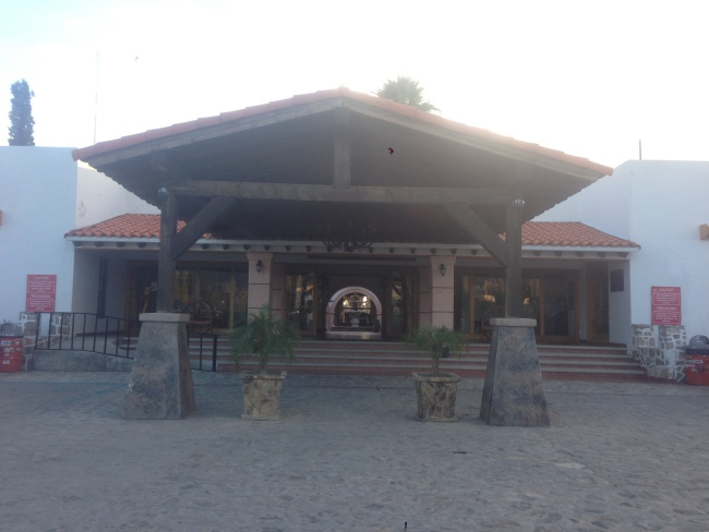 hotel mision- catavina- baja california- from canada to mexico