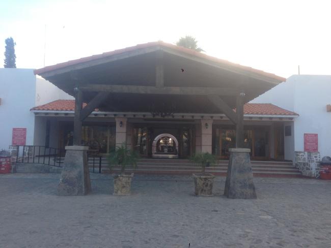 hotel mision- catavina- baja california- from canada to mexico