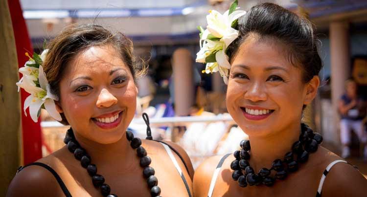 Aloha is a way of life in Hawaii.