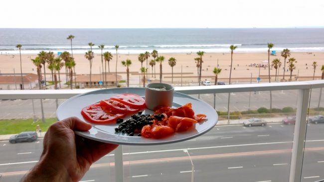 Food in Huntington Beach