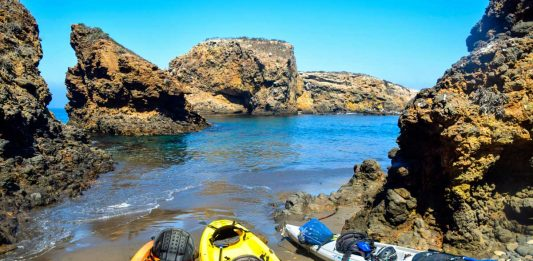 Exploring California's Santa Cruz Island with Kids