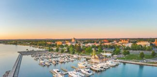 Traverse City is a top destinations in Michigan. Photo by Traverse City Michigan