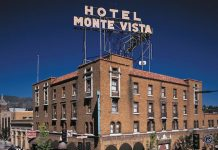 Hotel Monte Vista. Photo courtesy of Discover Flagstaff