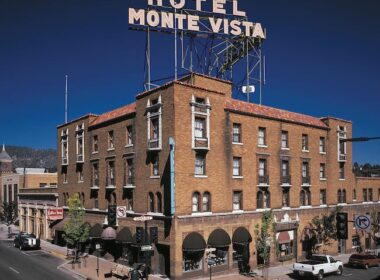Hotel Monte Vista. Photo courtesy of Discover Flagstaff