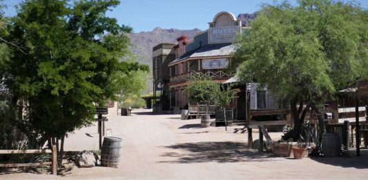 Tombstone, AZ: On the Trail of the Gunfight at the O.K. Corral