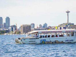 Seattle Duck Boat Tours
