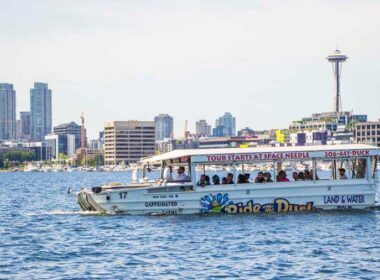 Seattle Duck Boat Tours