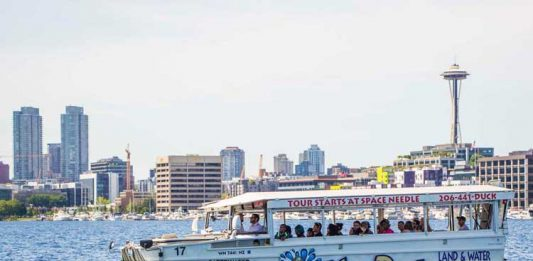 Boat Tours in Seattle, Washington