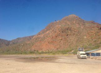 mulege-baja california sur- van morrison- beach-road trip- canada to mexico
