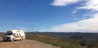 campervan- canada to mexico- baja california- roadtrip- catavina- highway 1