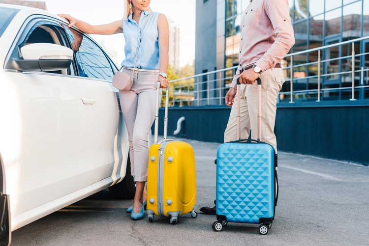 Airport parking deals at Heathrow Airport