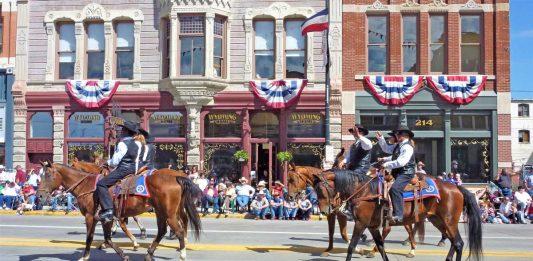 Cheyenne Frontier Days Celebrates America's Western Roots