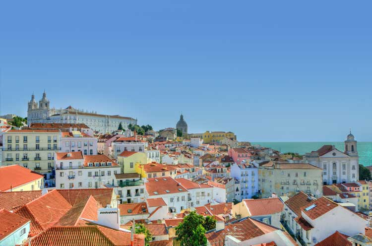 Lisbon is a top destination for digital nomads